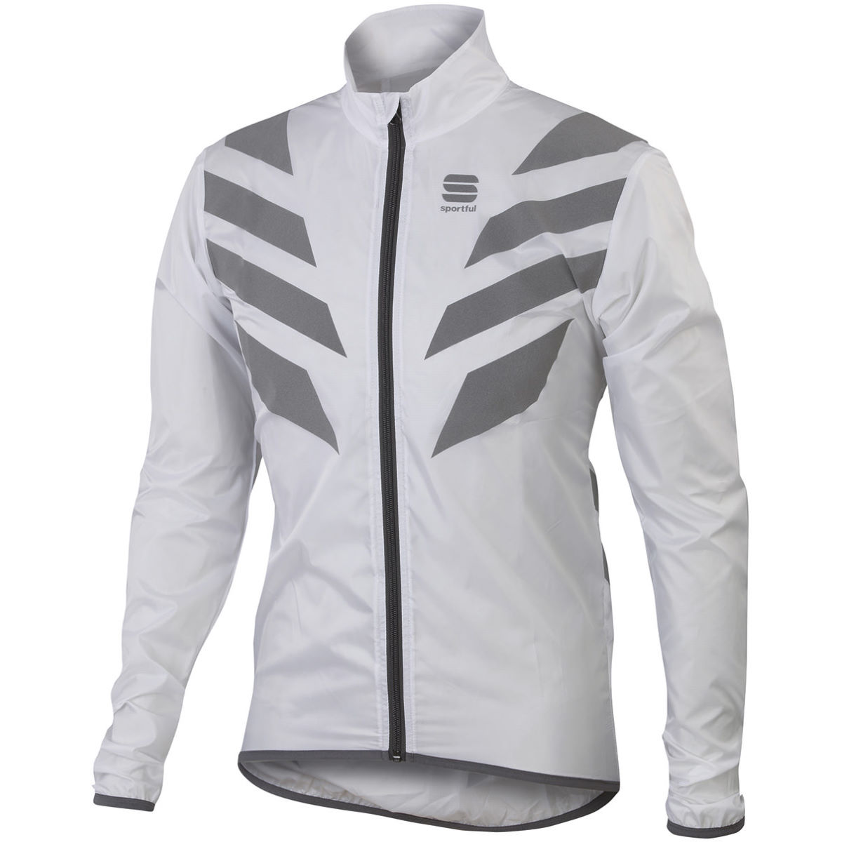 Veste Sportful Reflex - 3XL Blanc Coupe-vents vélo