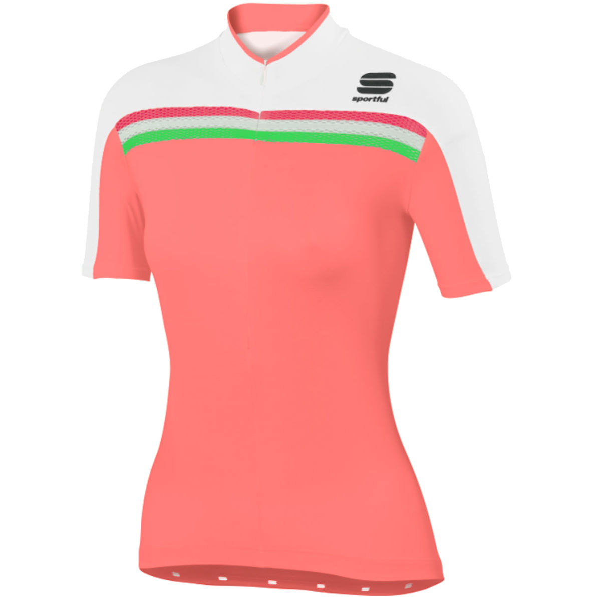 Maillot Femme Sportful Allure (PE16) - M Coral Maillots