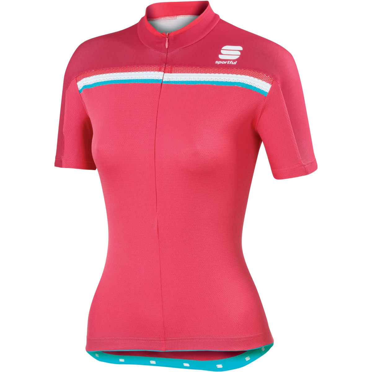 Maillot Femme Sportful Allure (PE16) - S Rose Maillots