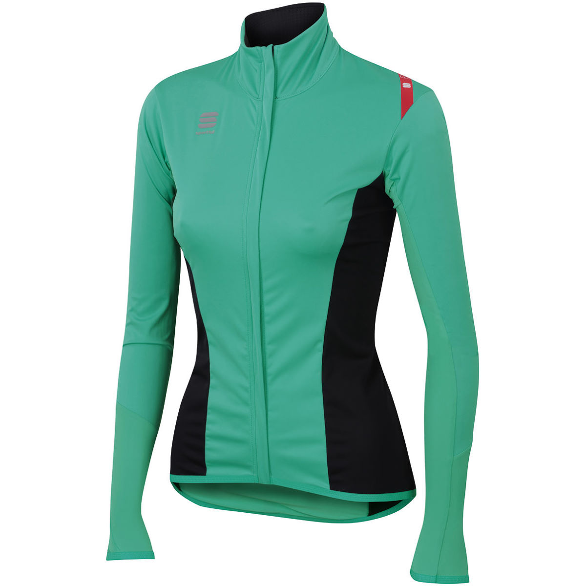 Maillot Femme Sportful Fiandre Light NoRain - M Waterfall Maillots