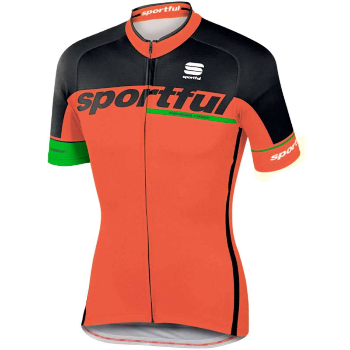Maillot Sportful SC Team - L Rouge/Noir