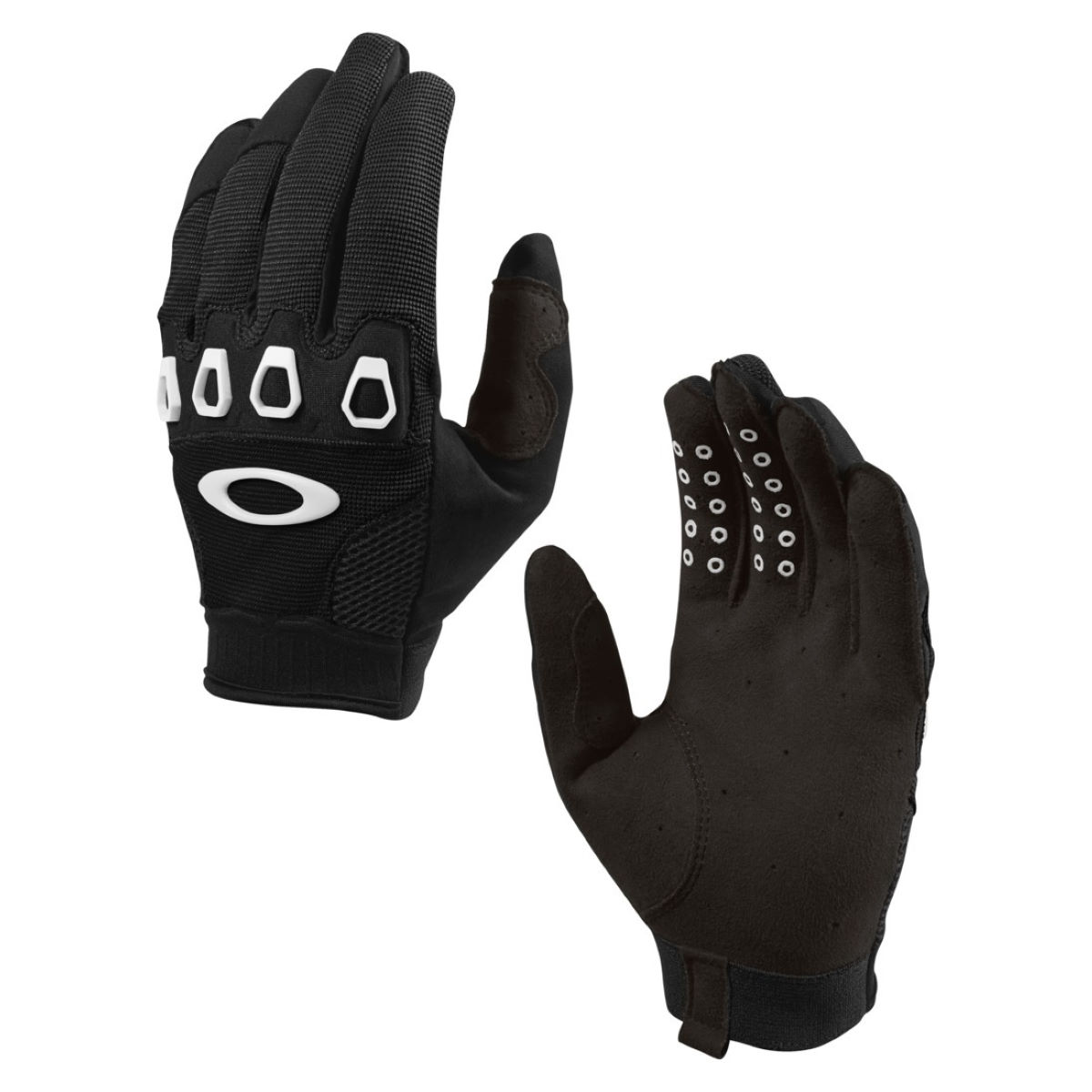 Oakley Automatic 2.0 Long Finger Gloves - Extra Large Black