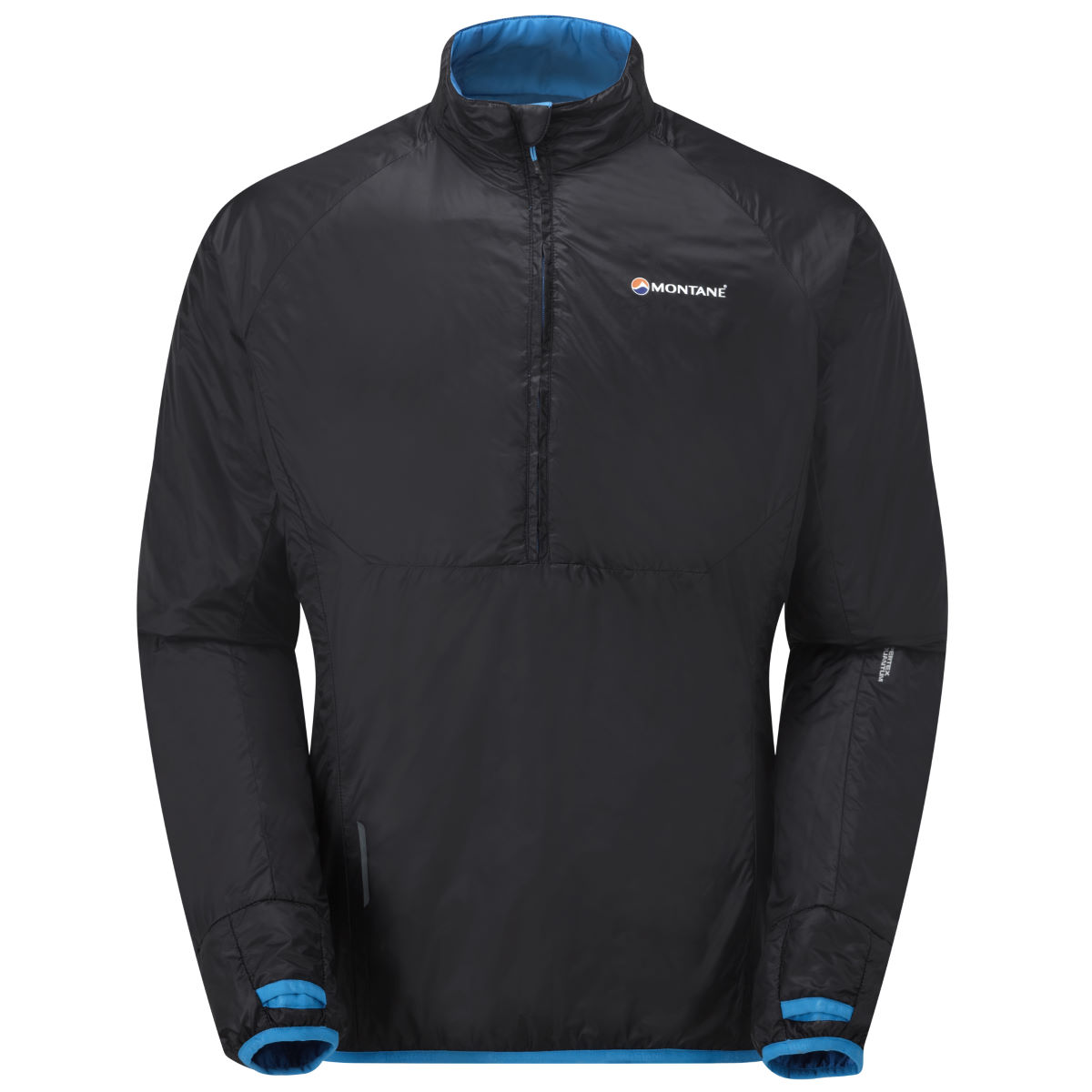 Montane Fireball Verso Pull On (SS16) - Extra Extra Large Black/Blue