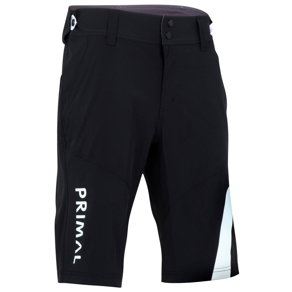 Short Primal Onyx Escade - XL Noir Shorts VTT