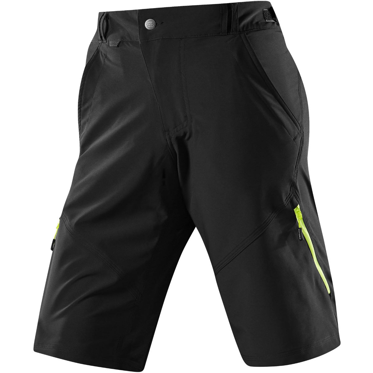 Short Altura Attack One 80 - XXL Noir Shorts VTT
