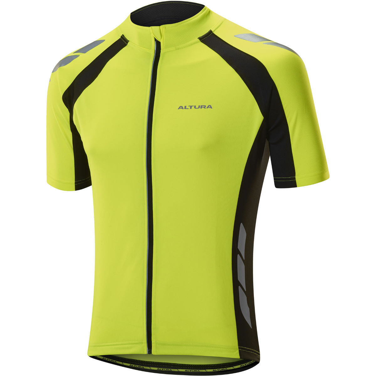 Altura Night Vision Commuter Short Sleeve Jersey - Large