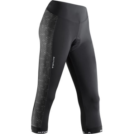 Altura Women's Peloton ProGel 3/4 Tights
