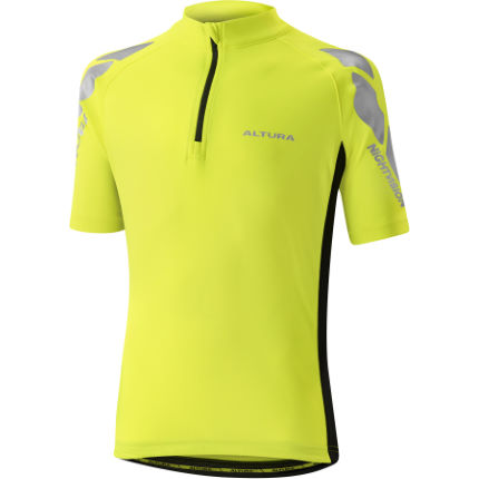 Altura Kids Night Vision Short Sleeve Jersey