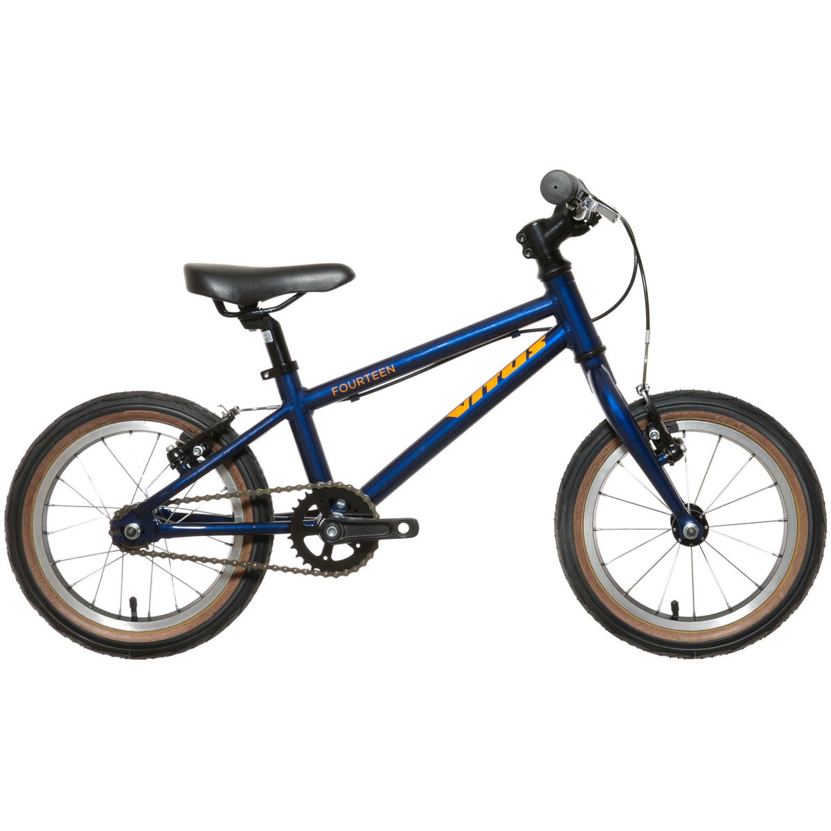 Vélo Enfant Vitus Fourteen - 14'' Stock Bike Blue/Orange