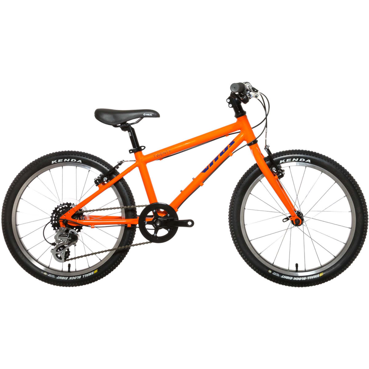 Vélo Enfant Vitus Twenty - 20'' Stock Bike Orange/Navy
