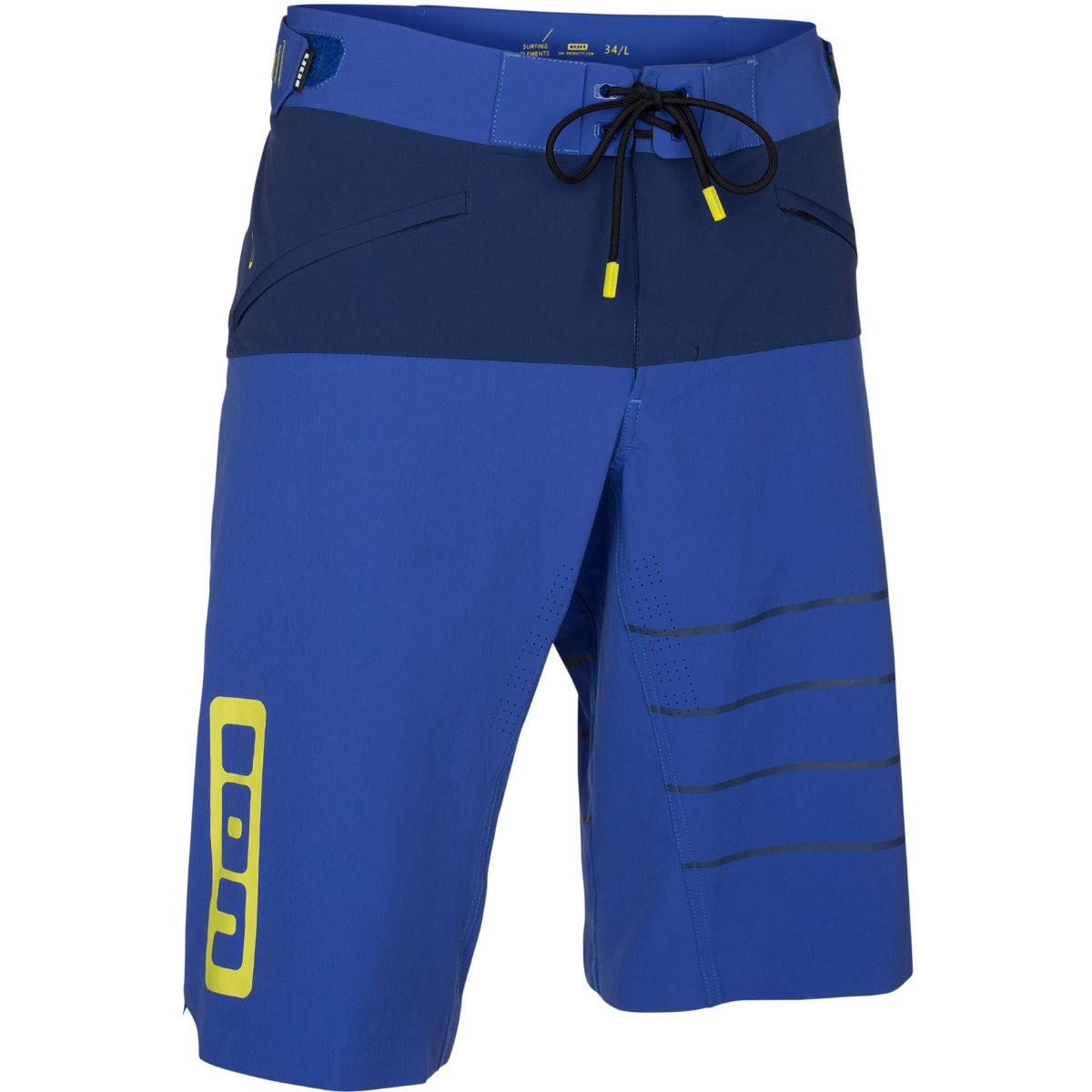 Short Ion Avic - XL Bleu Shorts VTT