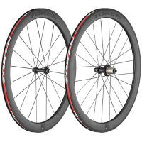 Set di ruote clincher C50 (interamente in carbonio) - Token