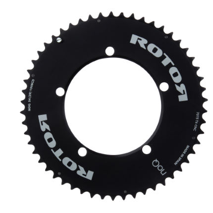 Rotor - noQ Chainring (Outer, 54 Tooth)