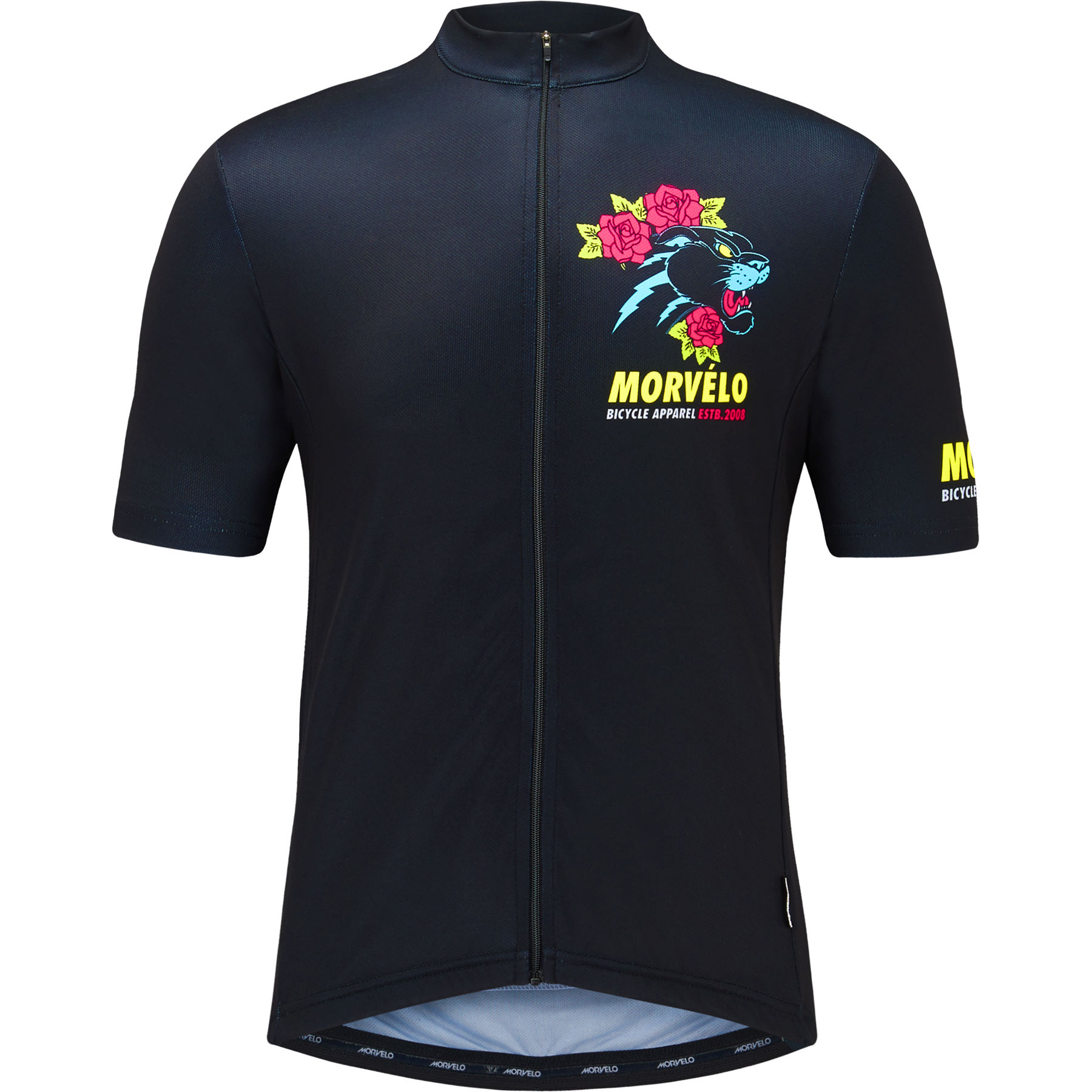 maillots manches courtes morvelo pancho jersey wiggle france. Black Bedroom Furniture Sets. Home Design Ideas