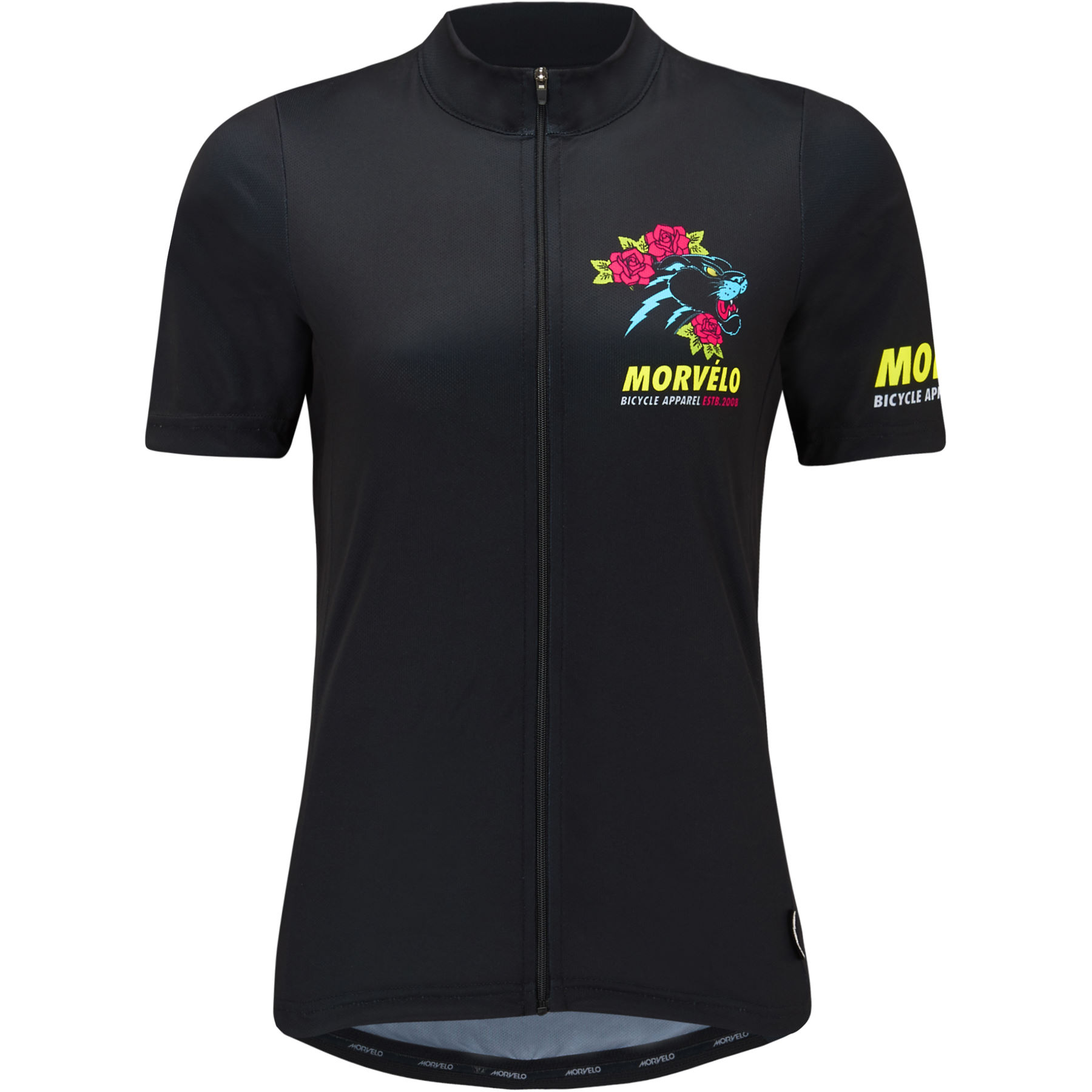 maillots manches courtes morvelo women 39 s pancho jersey wiggle france. Black Bedroom Furniture Sets. Home Design Ideas