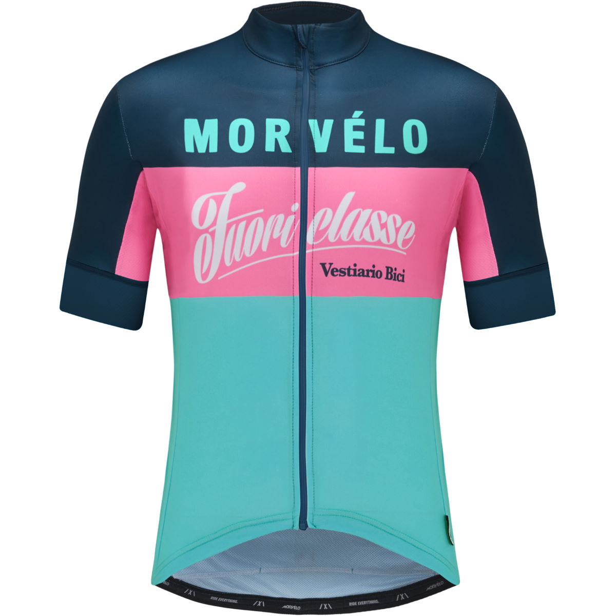 Morvelo Fuoriclasse 16 Nth Series Jersey - Large MultiColour