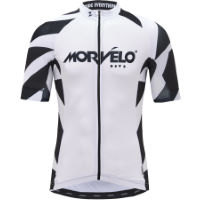 Morvelo - Unity Evo White Superlight Kurzarmtrikot