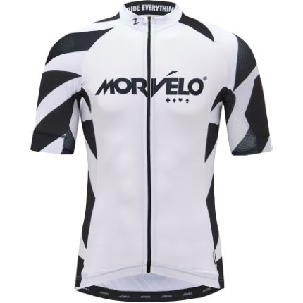 Morvelo Unity Evo White Superlight Jersey