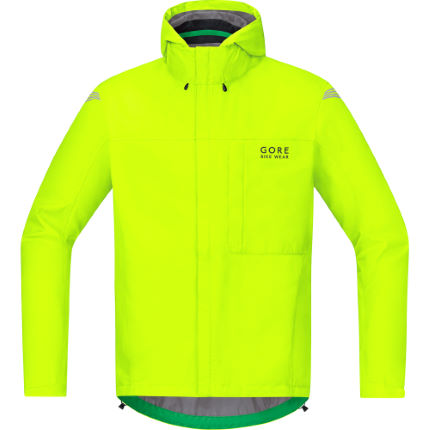 Gore Bike Wear Element Gore-Tex Paclite Jacka - Herr