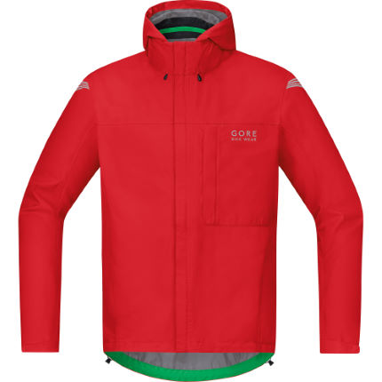 Chaqueta Gore Bike Wear Element Gore-Tex Paclite