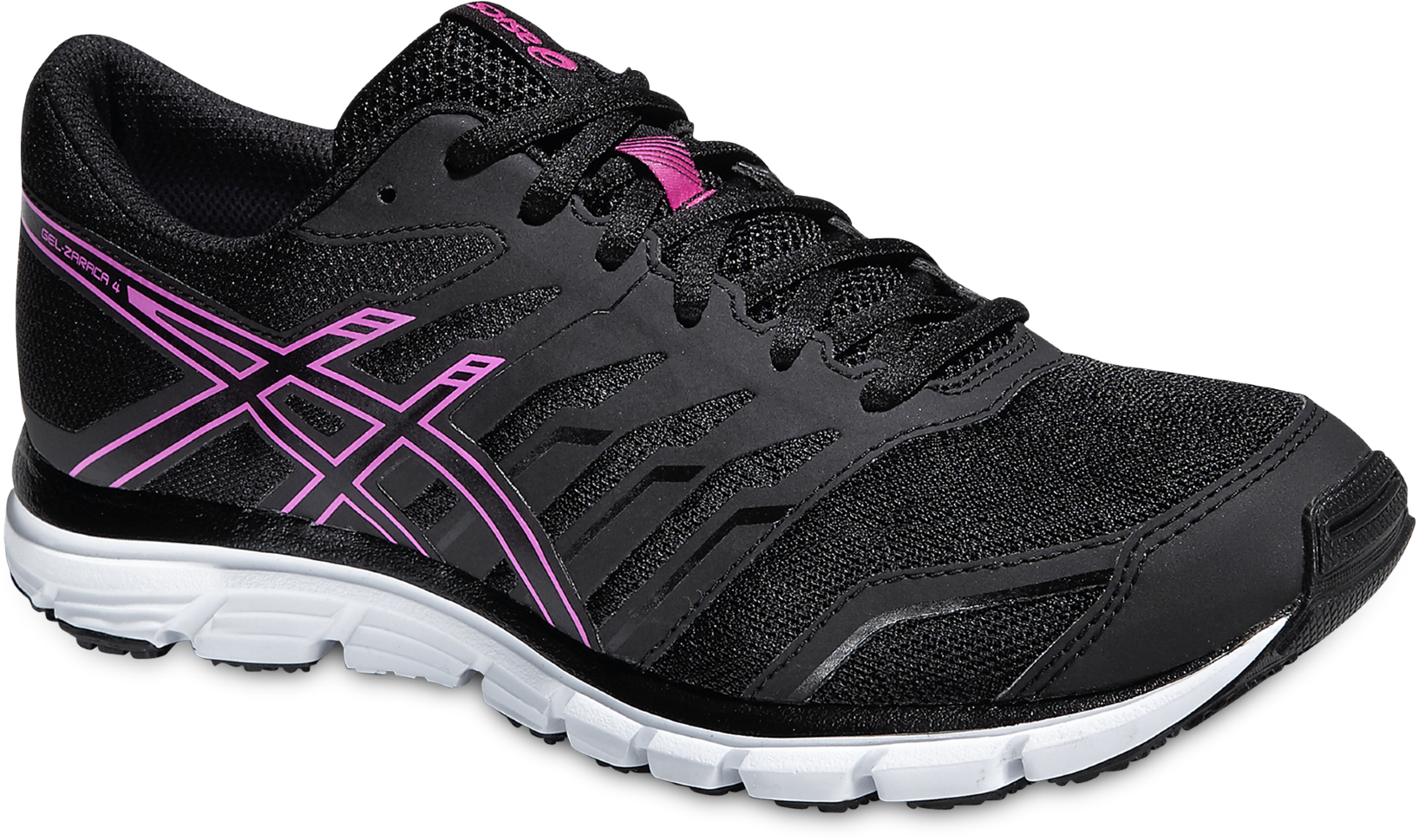 ASICS Women's Gel-Zaraca 4 - Black - Trainers