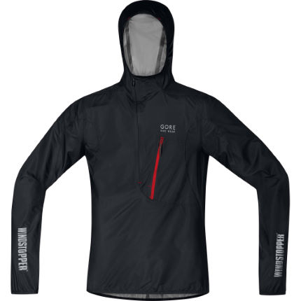 Gore Bike Wear Rescue Windstopper Active Shell jas