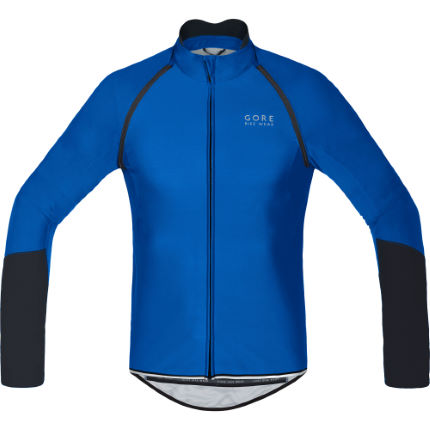 Maillot Gore Bike Wear Power Windstopper Softshell (zippé)