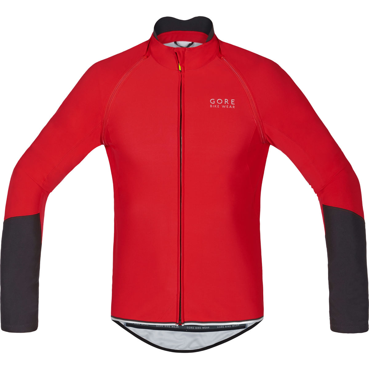 Maillot Gore Bike Wear Power Windstopper Softshell (zippé) - XS