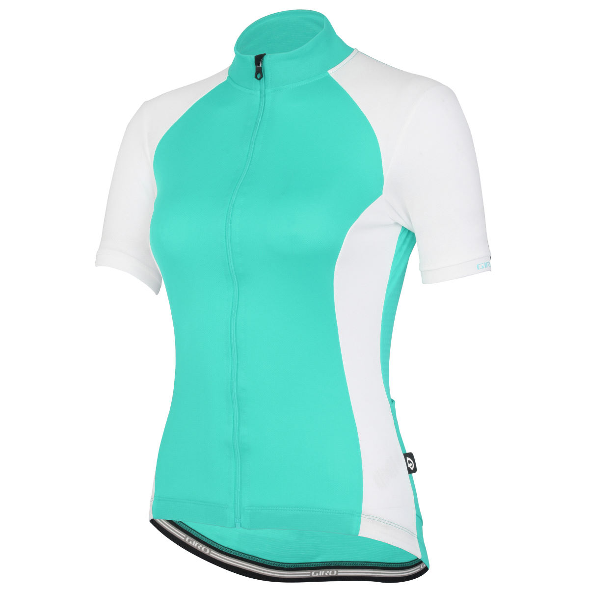 Maillot Femme Giro Chrono Sport - S Vert Maillots vélo à manches courtes