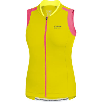 Maillot sin mangas Gore Bike Wear Power 3.0 para mujer