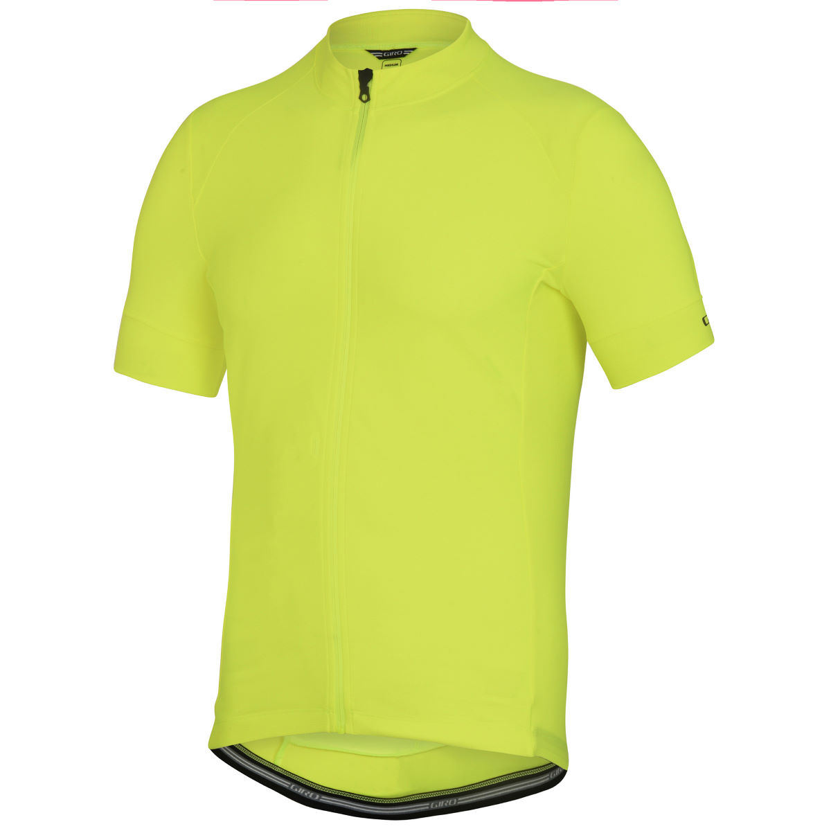Maillot Giro Chrono Sport - S Jaune Maillots vélo à manches courtes
