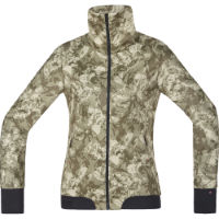 Gore Bike Wear - Power Trail Print Windstopper Jacke für Frauen