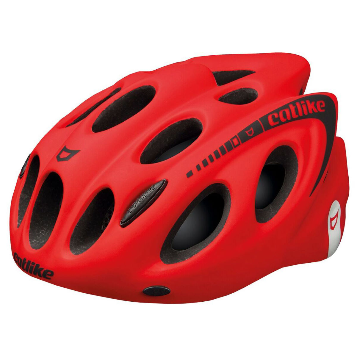 Casque Catlike Kompact'O - L Rouge Casques