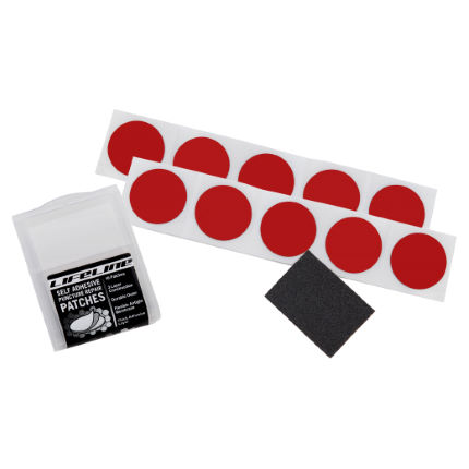 LifeLine 10 Self Adhesive Instant Puncture Repair Patches