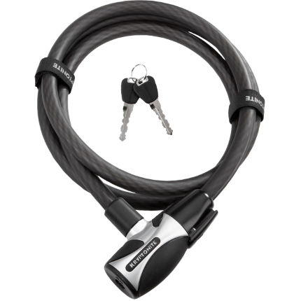 Kryptonite Kryptoflex Straight Key cable