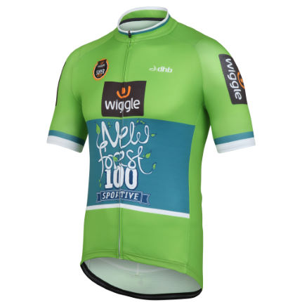 dhb New Forest 100 Short Sleeve Jersey