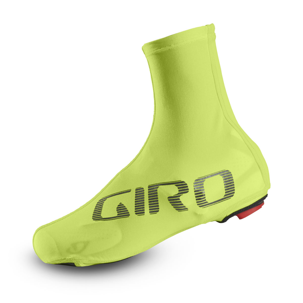 Couvre-chaussures Giro Ultralight Aero - L Jaune Couvre-chaussures