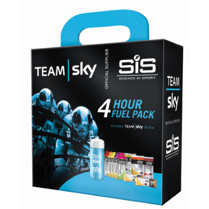 Science in Sport Team Sky 4 Hour voordeelbundel