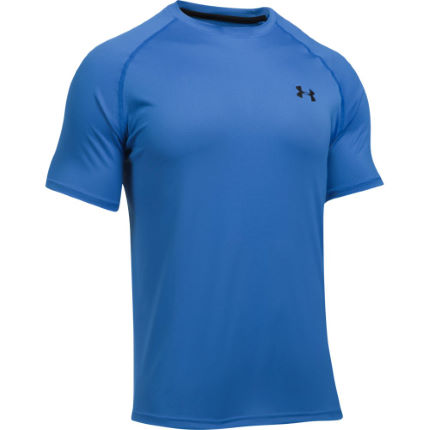 Under Armour Tech Tee Short Sleeve Red 2 L