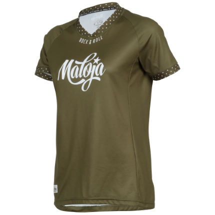 Maloja Women's HollyM. MTB Short Sleeve Jersey