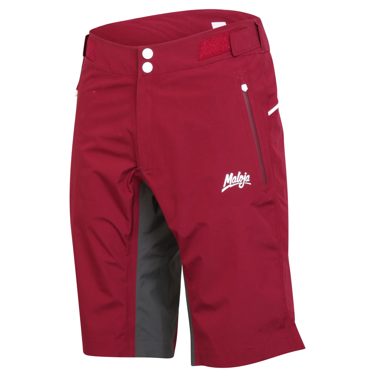 Short VTT Maloja JamesM. - S Rouge Shorts VTT