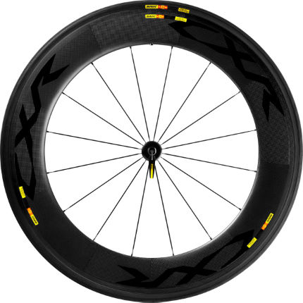 Mavic - thorax Ultimate 80 Carbon Tubular forhjul (WTS)