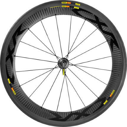 Mavic CXR Ultimate 60 Carbon Tubular Rear Wheel (WTS)