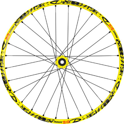 Mavic Deemax Ultimate 650B Front Wheel