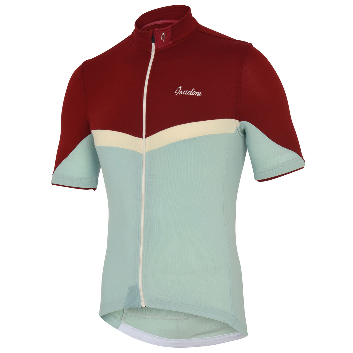 Maillot Isadore La Flamme (manches courtes) - XXL Blue/Red Maillots