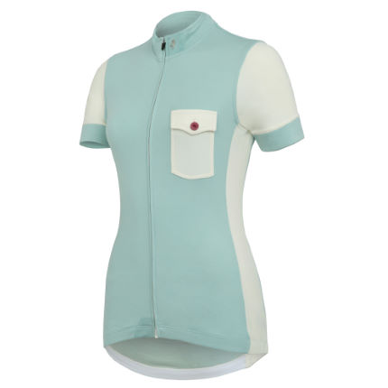 Isadore Women's Messenger Short Sleeve Jersey