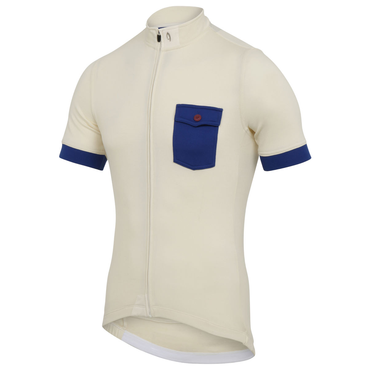 Maillot Isadore Messenger (manches courtes) - X Small Antique White