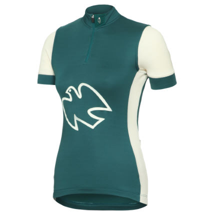 Maillot cycliste Femme Isadore Peace (manches courtes)