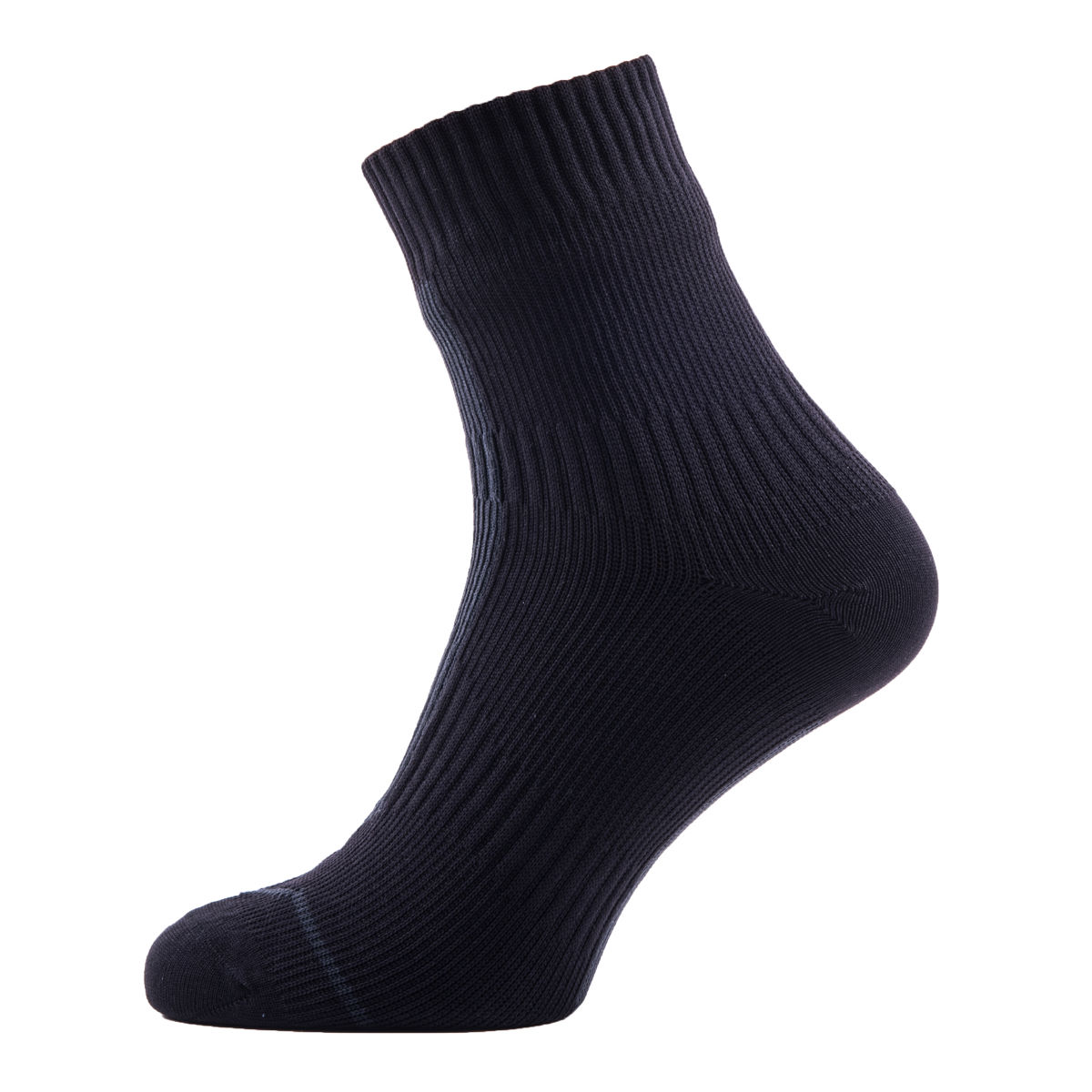 Chaussettes SealSkinz Road Hydrostop (fines) - S Noir/Anthracite