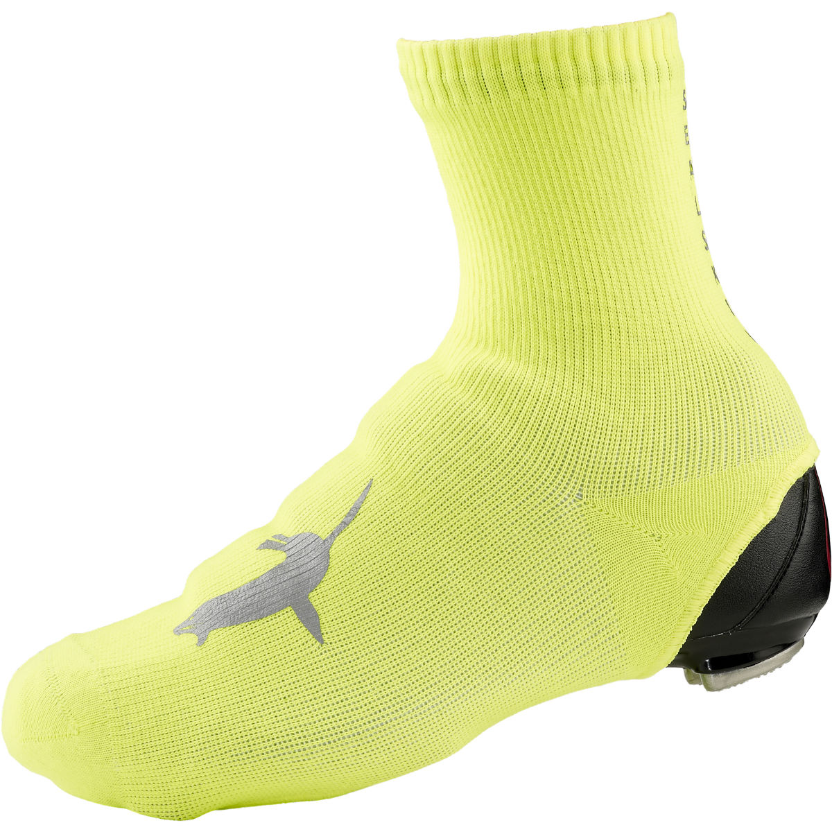 Couvre-chaussures SealSkinz Waterproof - L Jaune Couvre-chaussures